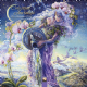Josephine Wall - Celestial Journeys - Mini Wall Calendar 2019